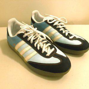 Adidas Samba Originals RARE Blue.Blue 10.5 US Men